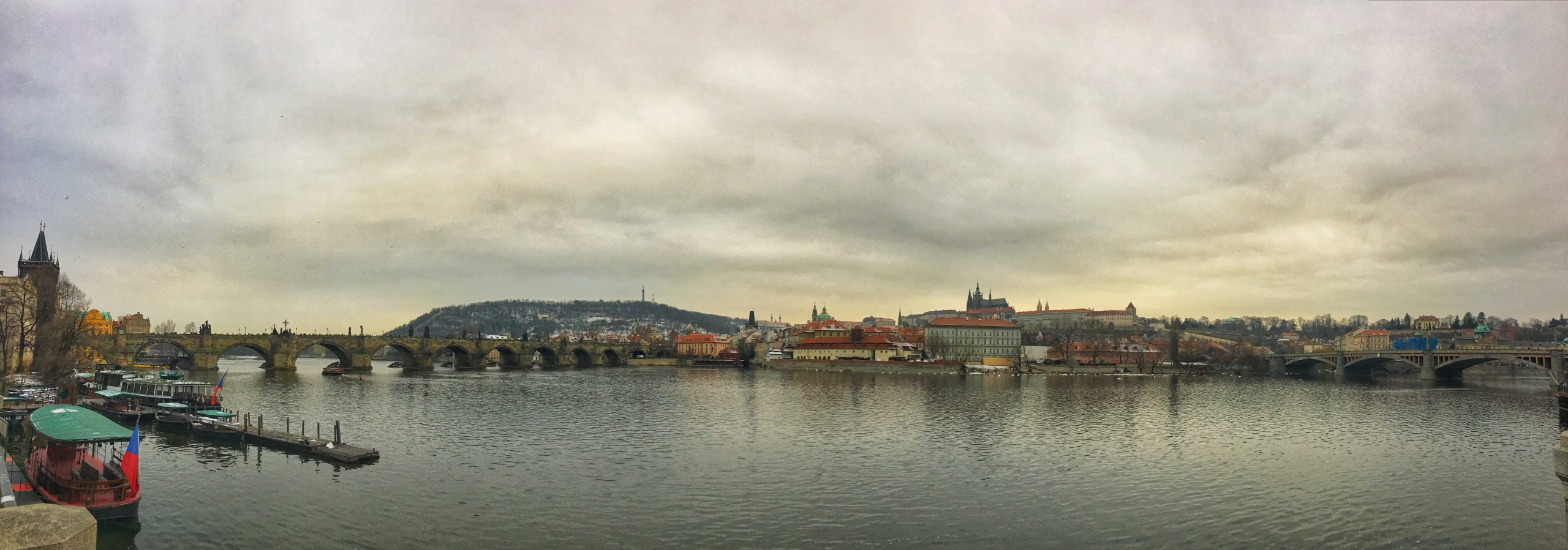 One day in Magical Prague