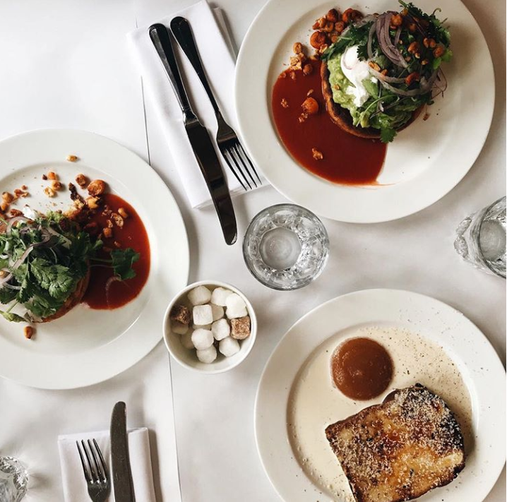 The 8 Best Restaurants in London Glitz Tested!