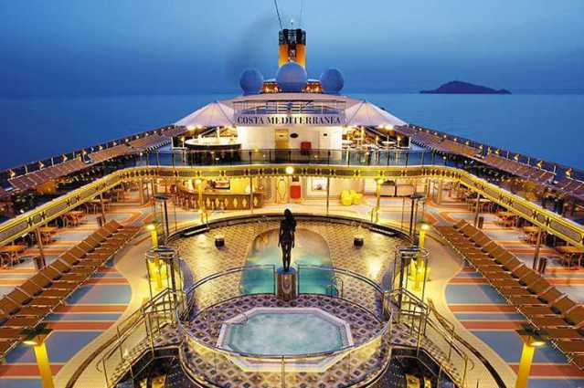 My first cruise experience